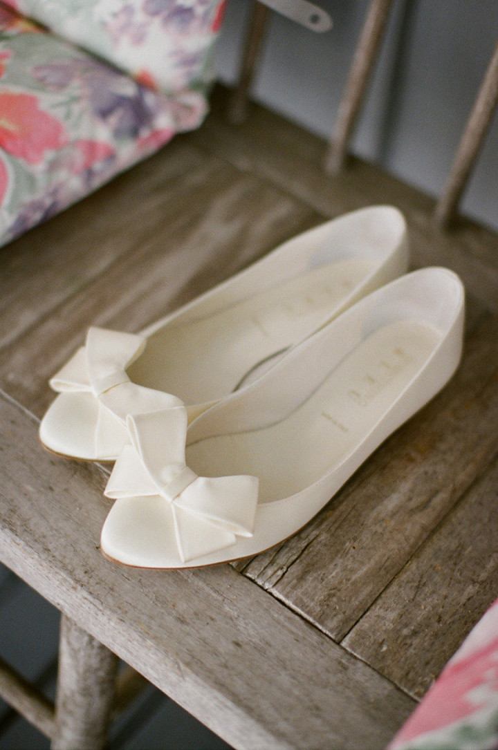 Shoes BHLDN  Photography  Meredith Perdue via Style Me Pretty